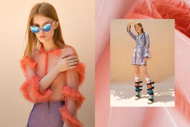 Ева Подурян – 8 вопросов украинской модели