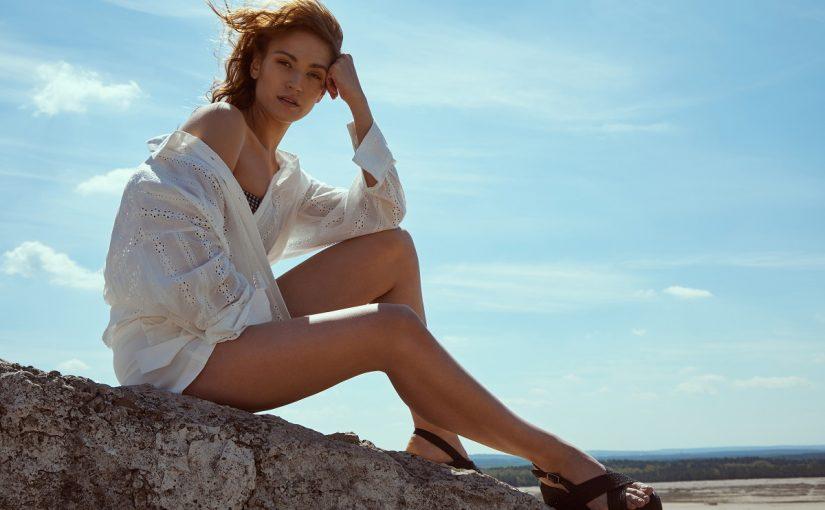 White Sands – нова лiтня колекцiя бренду ANSWEAR