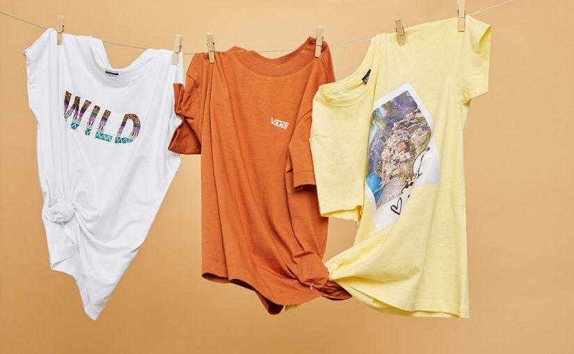 T-shirt madness – все, що потрiбно знати про наймоднiшi футболки лiта 2020