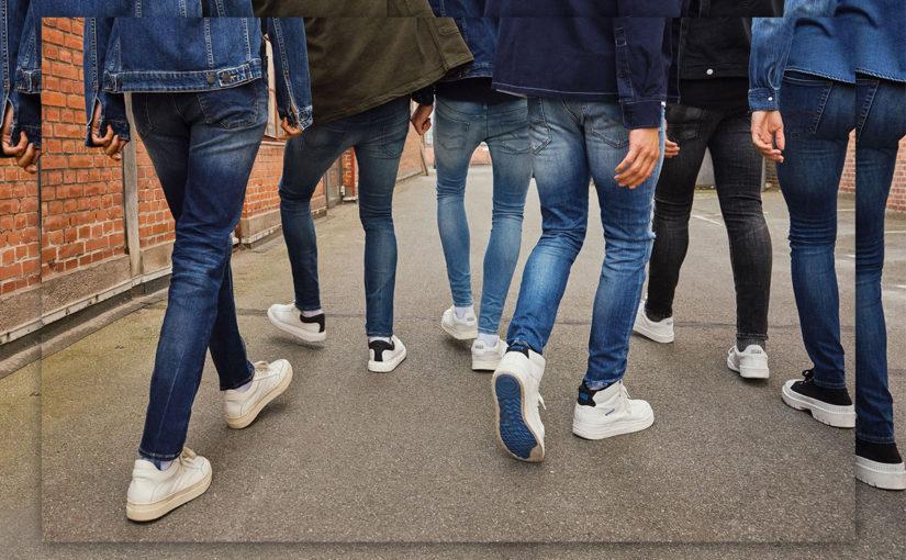 Як знайти стильні джинси для нього? Всього 3 кроки!