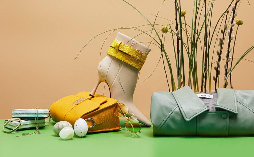У тебе є власна весна! Взуття i аксесуари, що допоможуть розквiтнути по-новому