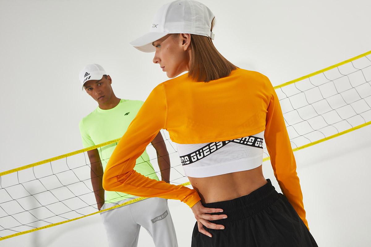 Active pop up store – спортивний одяг і аксесуари, гідні чемпіонів